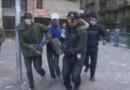 Egypte : manifestation au Caire, 20/11/11