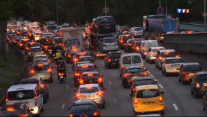 Le 20 heures du 5 avril 2013 : Embouteillages : quelles sont les pires villes de France? - 1344.821