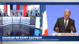 Le directeur du Parisien sur l'interview d'Ayrault