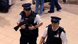 TF1/LCI : Policiers britanniques