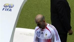 TF1/LCI Zidane expulsé en finale de la Coupe du Monde
