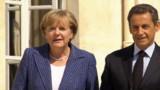 Crise grecque : Merkel et Sarkozy mettent la pression sur Athènes