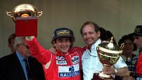 3e : Ayrton Senna, 41 victoires, trois titres de Champion du monde et 161 Grands Prix