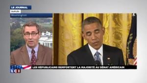 Elections américaines de mi-mandat: Obama met les républicains devant leurs responsabilités