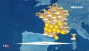La météo du mardi 26 juillet : du soleil pour tout le monde !