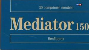 Le 20 heures du 12 avril 2013 : Le Mediator est bien �%u2019origine de maladies cardiaques graves - 1266.837