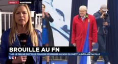 Le Front national va-t-il sanctionner Jean-Marie Le Pen ?