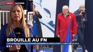 Le Front national va-t-il sanctionner Jean-Marie Le Pen ?