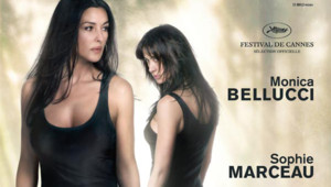 Marina de van Monica Bellucci Sophie Marceau Cannes