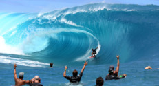 pointbreak remake tournage tahiti