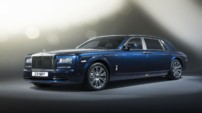Rolls-Royce Phantom Limelight Collection 2015