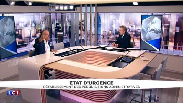 """Alain Marsaud, député LR : """"Trappes est gouvernée par des islamistes"""""""