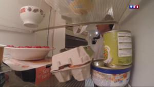 Le 20 heures du 7 avril 2015 : Hygiène : le frigo, véritable nid à bactéries - 1602.6649999999993