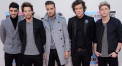 Les One Direction aux American Music Awards en novembre 2013 à Los Angeles