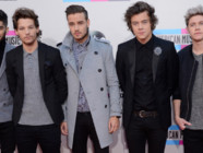 Les One Direction aux American Music Awards en novembre 2013 à Los Angeles