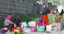 Minute 7 à 8. Acuponctrice en zone de guerre, elle décrit le marché aux esclaves sexuelles de Daech