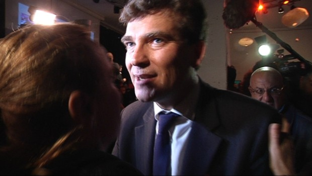 Montebourg, l&#039;homme convoit