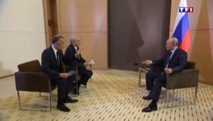 """Poutine sur l'Ukraine : """"Les Etats-Unis mentent"""""""