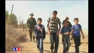 Quand l'armée israélienne protége les Palestiniens des colons