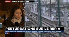 RER A: une reprise normale du trafic vendredi matin