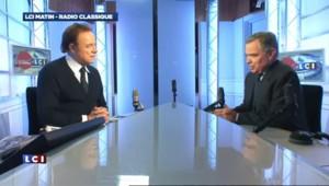 """Changement de mode de scrutin : """"Le Président se pose la question"""" affirme Bernard Accoyer"""