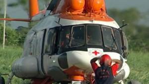 Hélicoptère Colombie Villavicencio Farc otages
