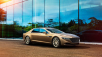 L'Aston Martin Lagonda Taraf, berline de luxe vendue à seulement 200 exemplaires