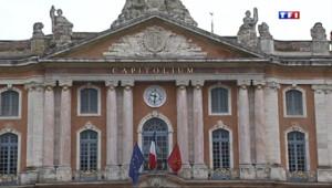 """Le 13 heures du 31 mars 2014 : Toulouse, 4e ville de France, plus """"grosse"""" prise de la droite - 246.965"""