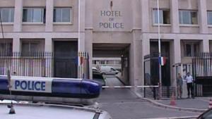 TF1-LCI : L'hôtel de police de Marseille