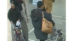 Caméras de surveillance avec Fabienne Kakou et sa fille Adélaïde