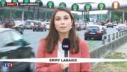 Chassé-croisé du week-end : trafic fluide au péage de Saint-Arnoult, pic de bouchons prévu à 12h