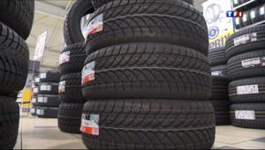 Des pneus (archives).