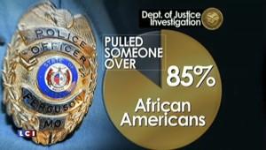Etats-Unis: le ministère de la justice américaine publie un rapport accablant sur la police de Ferguson
