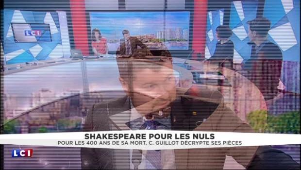 L'œuvre de Shakespeare résumée en 95 pages