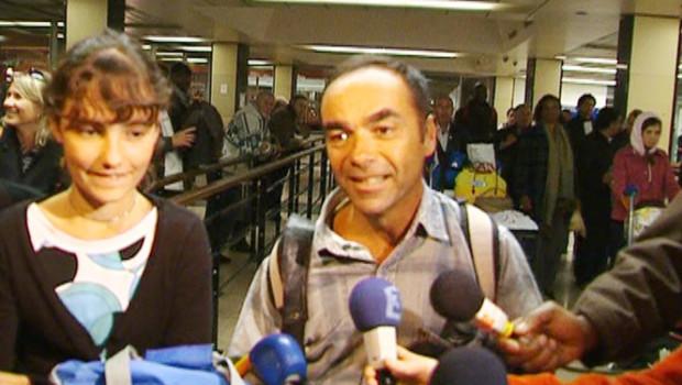 Le père de famille secouru dans les Caraïbes