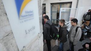 Lycée Fénélon de La Rochelle, 14/4/14