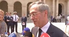 """Obsèques de Charles Pasqua : """"C'était très émouvant"""" témoigne Claude Guéant"""