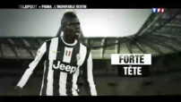 Paul Pogba, joueur de la Juventus Turin