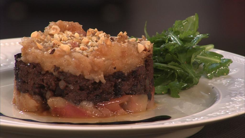 Palet de boudin noir aux pommes petits plats en equilibre mytf1 - Mytf1 petit plat en equilibre ...