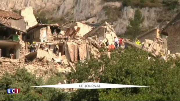 Séisme en Italie : au moins 159 morts, les fouilles se poursuivent à la recherche de survivants