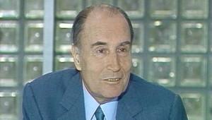 TF1/LCI François Mitterrand en 1988