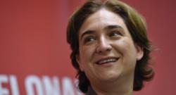 Ada Colau, future maire de Barcelone