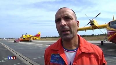 Gironde : les départs de feu se multiplient, les pompiers sur le pied de guerre