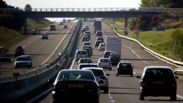 Illustration. Le trafic sera chargé pour le week-end du 14 juillet
