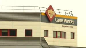 La société Castel Viandes, spécialisée dans la découpe de viande bovine et installée à Châteaubriant en Loire-Atlantique.