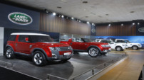 Land Rover DC100 Concept 2011