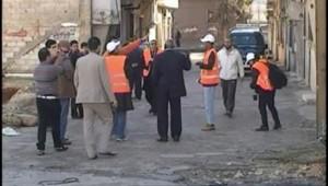 Les observateurs en Syrie, le 29 décembre 2011