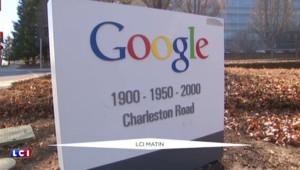 Paris réclame 1,6 milliard d'arriérés d'impôts au géant du web Google