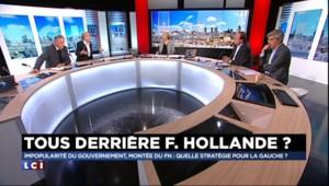 """Primaire à gauche : """"Un moyen pour Hollande de se réconcilier avec une partie de son électorat"""""""