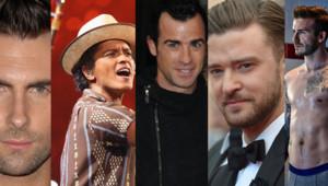 Ils font partie des hommes les plus sexy de l'année 2013.